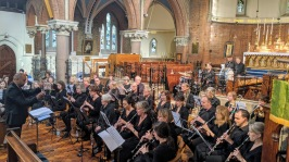 St Michael's Harvest Festival Concert 201