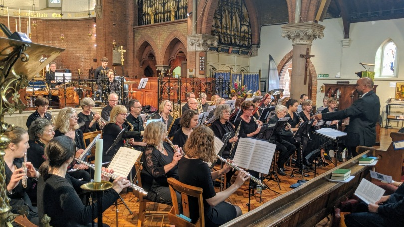 St Michael's October 2019 Harvest Festival Concert