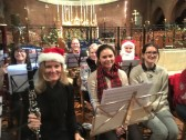 Christmas Spirit at St Michael's 2019